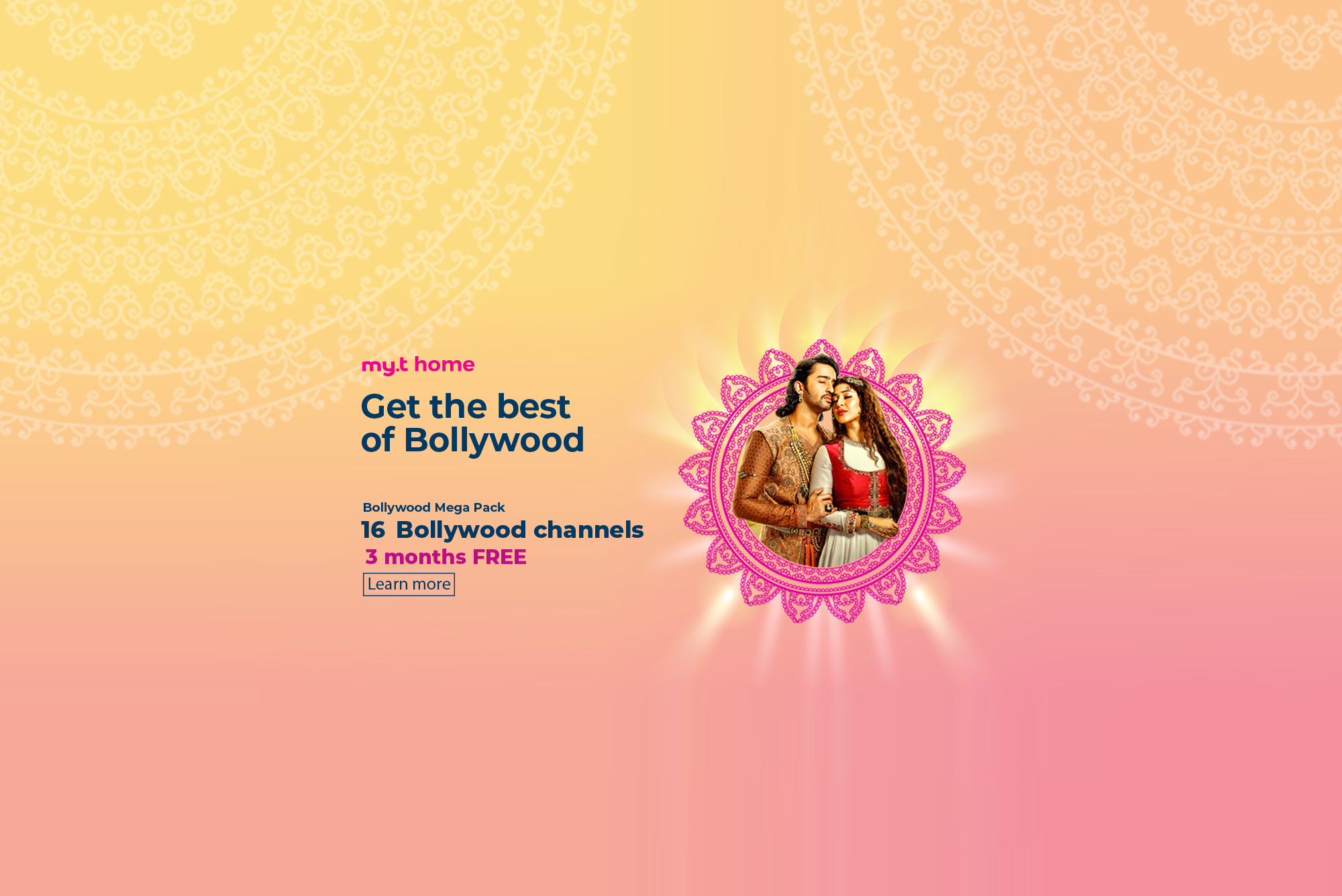 Bollywood mega pack promo