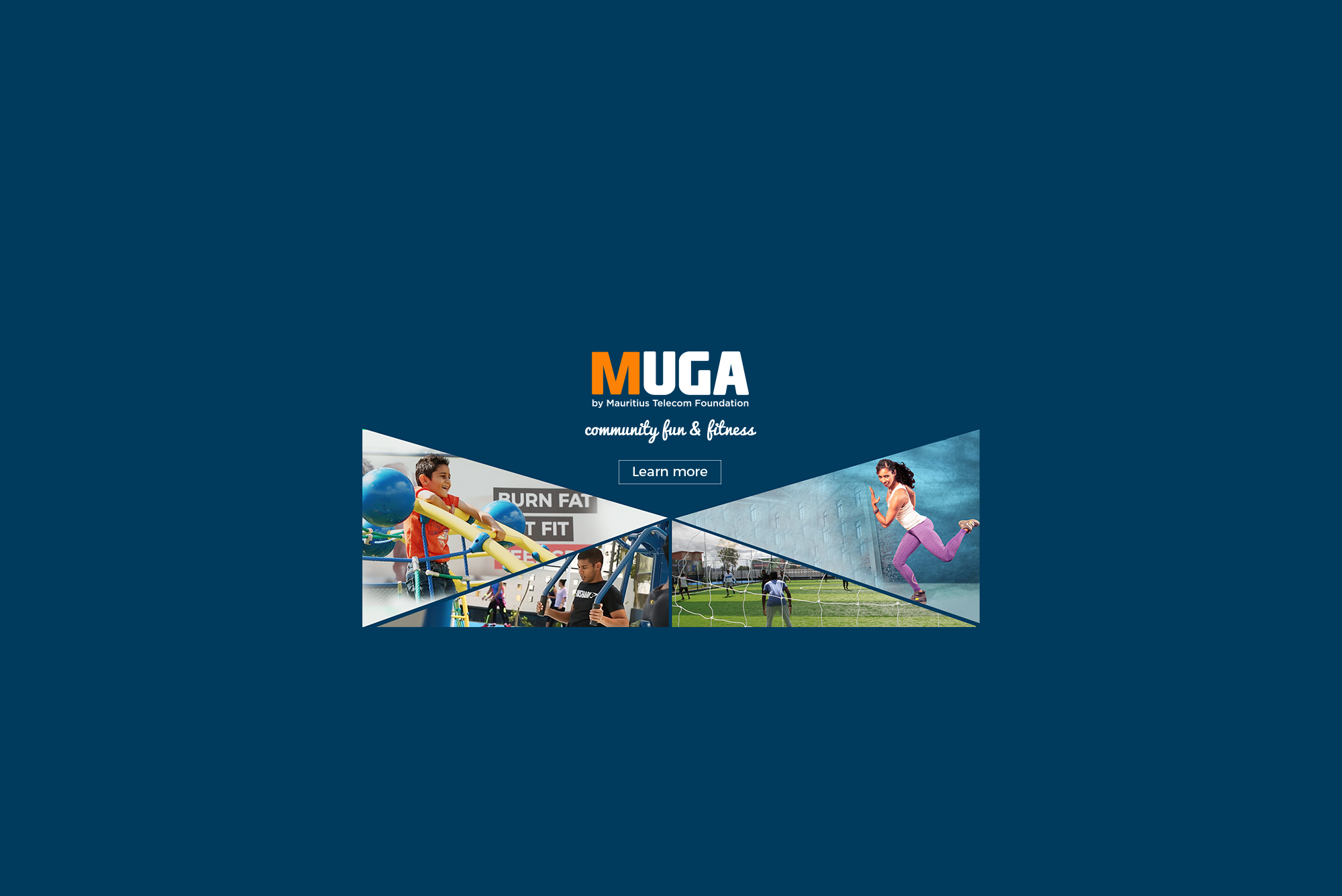 muga by mauritius telecom foundation