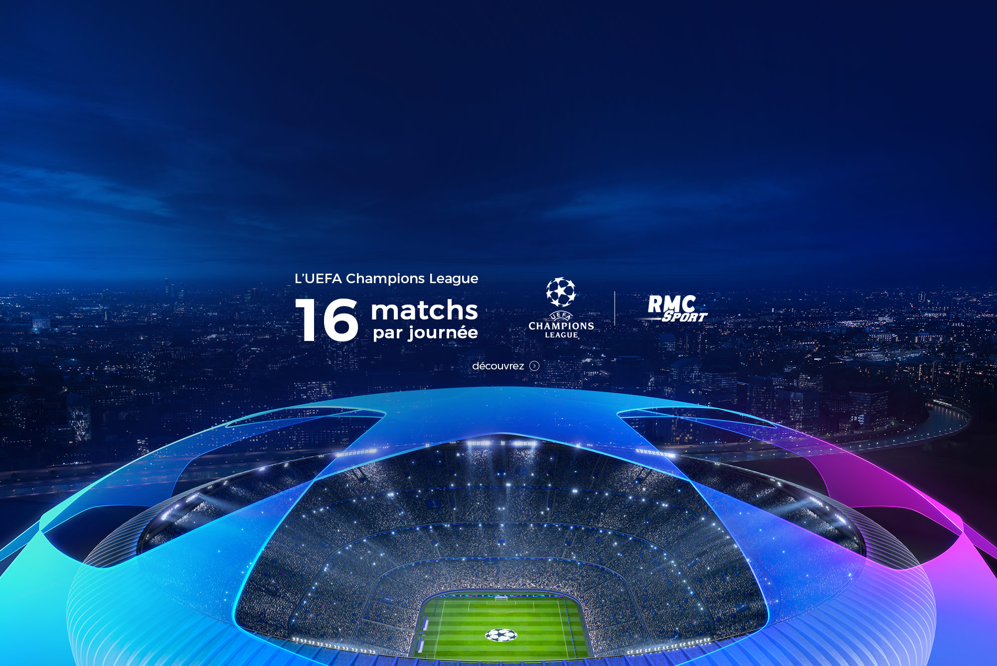 champions league - sports pack