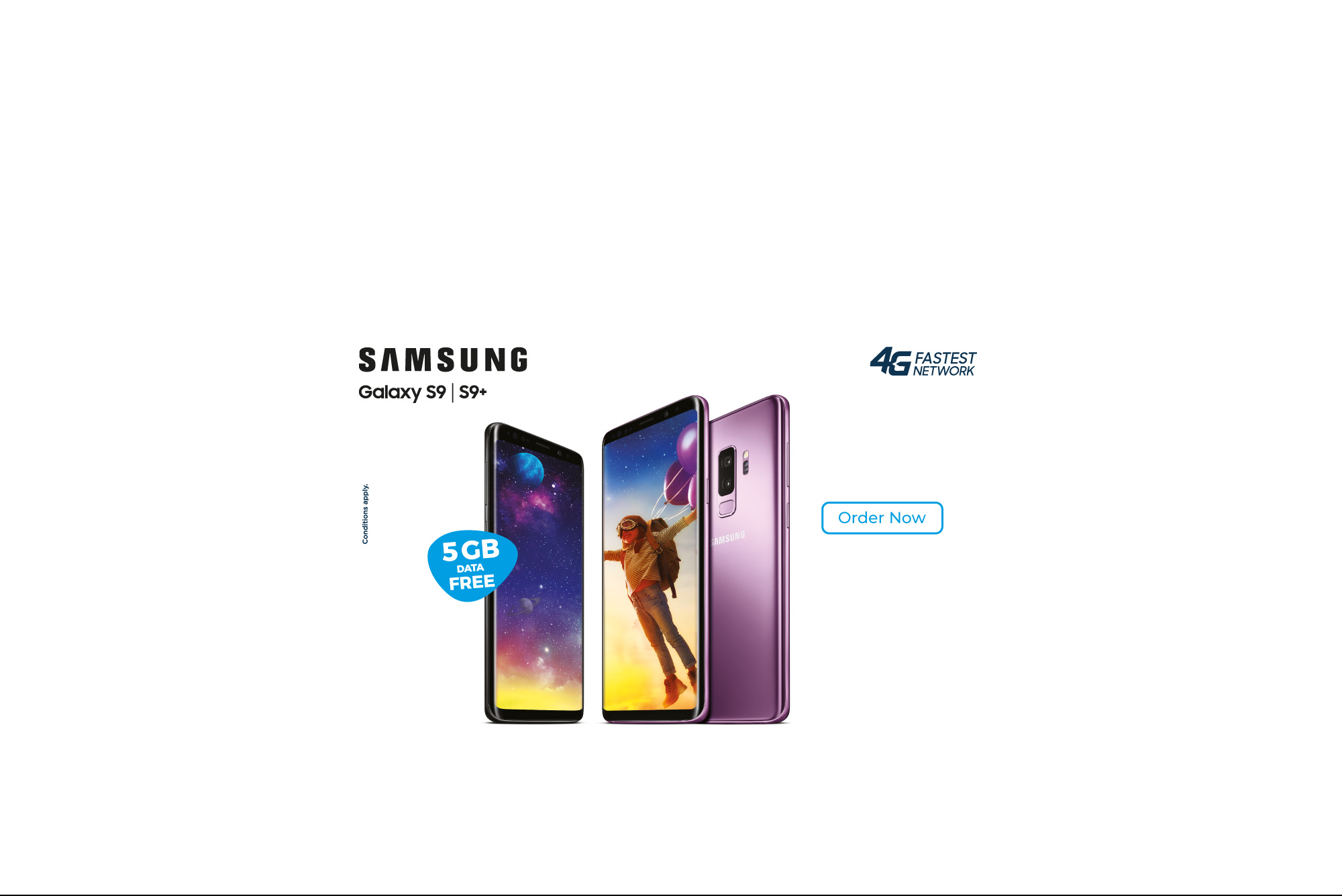 samsung S9 - preorder