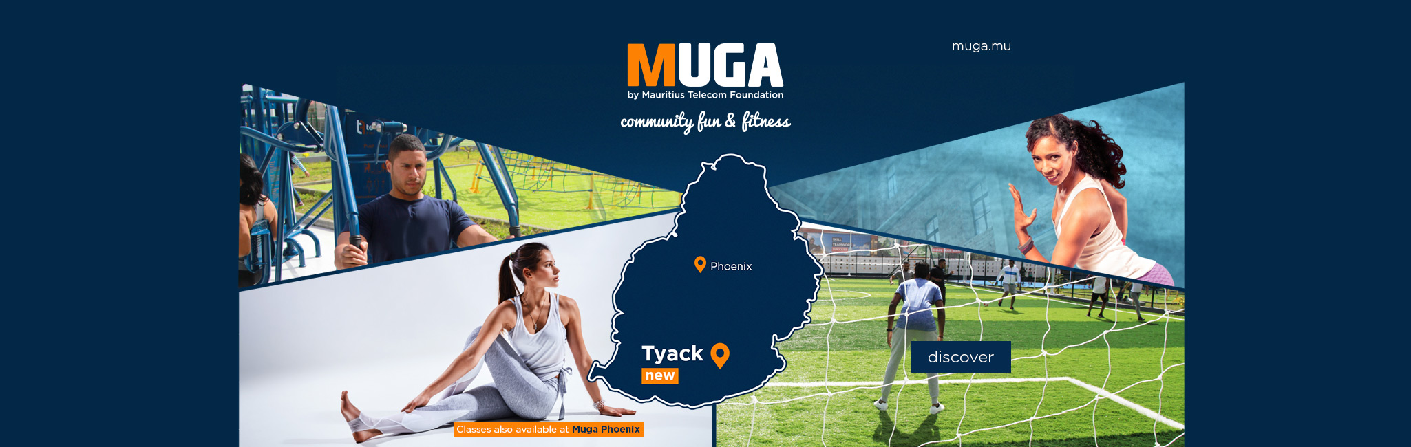 MUGA Tyack