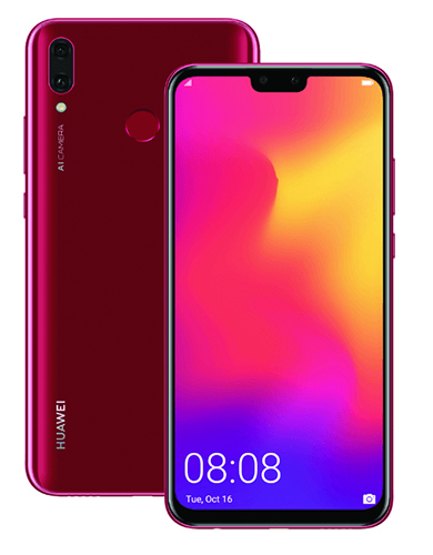 Huawei Y9 (2019) Red Edition - Mobile Phones - my t mobile