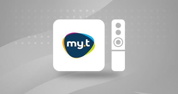 my.t 4K Smart Box